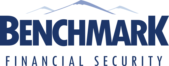 Benchmark Financial Security Logo